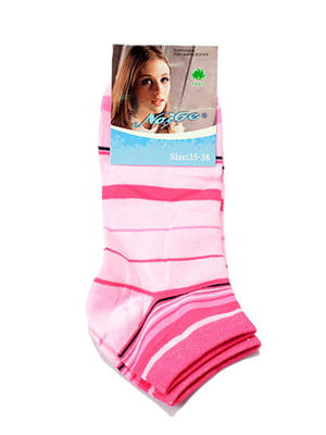 Носки розовые | 5325986