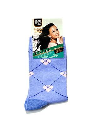 Носки сиреневые | 5326000