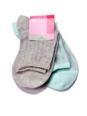 Набір шкарпеток (2 пари) | 5326031