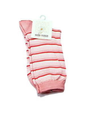 Носки розовые | 5326067