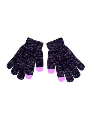 Перчатки черные | 5326208