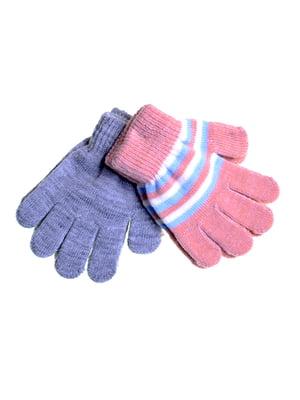 Рукавички рожеві | 5326212