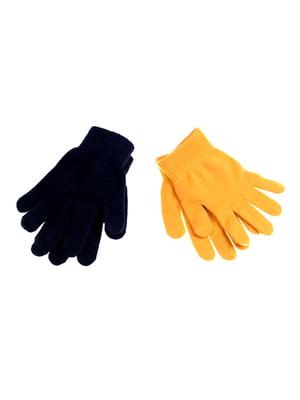 Перчатки желтые | 5326224