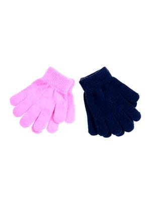 Рукавички рожеві | 5326226