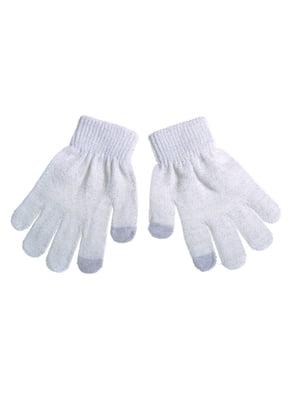 Рукавички білі | 5326244