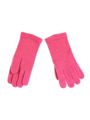 Перчатки розовые | 5326251