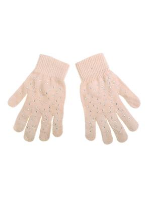 Перчатки розовые | 5326262