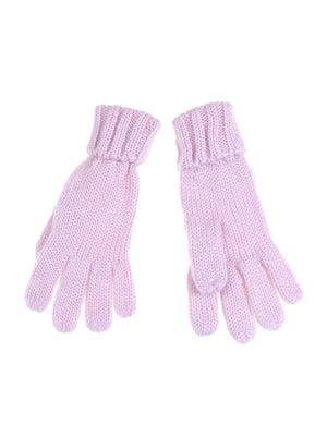 Перчатки розовые | 5326282