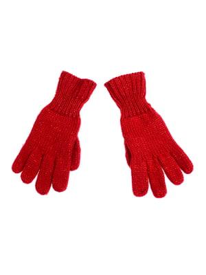 Перчатки красные | 5326329