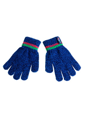 Перчатки синие | 5326331
