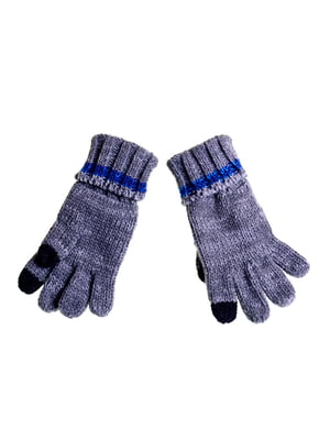 Перчатки серые | 5326334