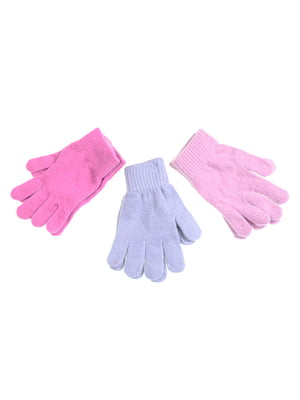Перчатки розовые | 5326345
