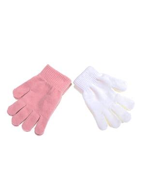 Перчатки белые | 5326346