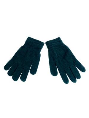 Перчатки зеленые | 5326347