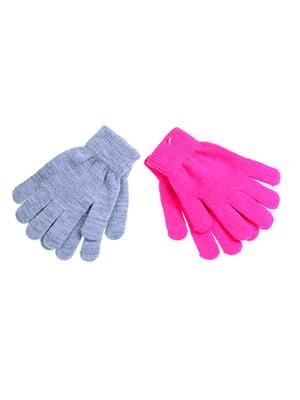Рукавички рожеві | 5326350