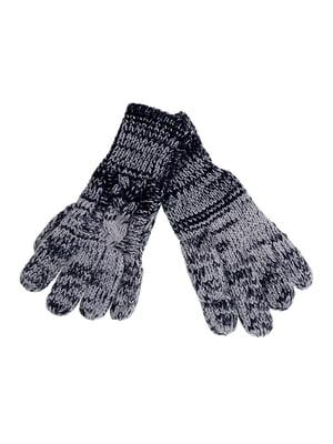 Перчатки серые | 5326358