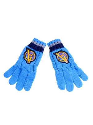 Перчатки голубые | 5326361