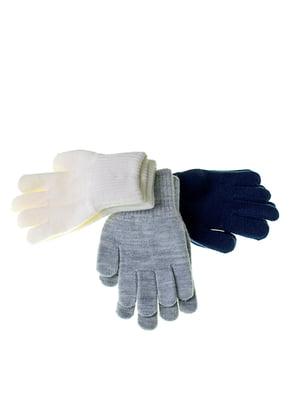 Набір рукавичок (3 пари) | 5326381
