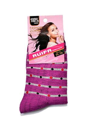 Носки фиолетовые | 5326382