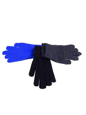 Набор перчаток (3 пары) | 5326383