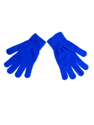 Перчатки синие | 5326396