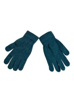 Перчатки зеленые | 5326399