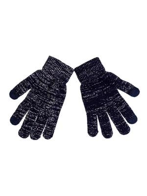 Рукавички чорні | 5326401