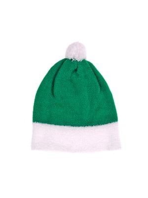Шапка зеленая | 5326424