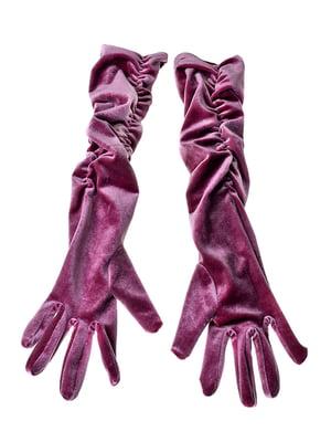 Перчатки розовые | 5326434