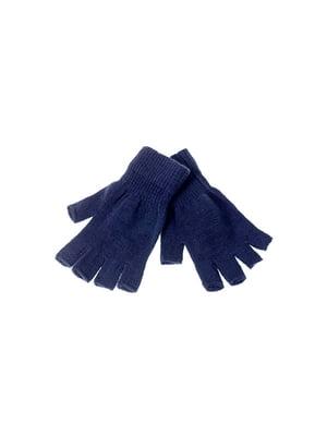 Перчатки синие | 5326453