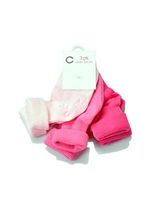 Набор носков (3 пары) | 5326478