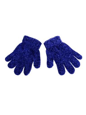 Рукавички сині | 5326501