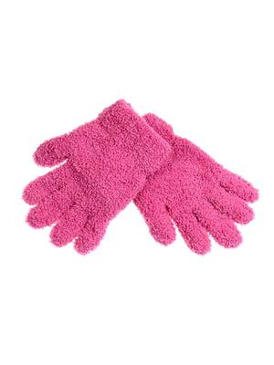 Рукавички рожеві | 5326505
