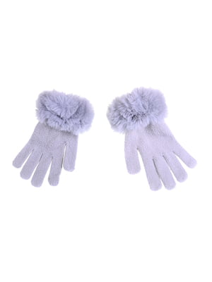 Перчатки серые | 5326515