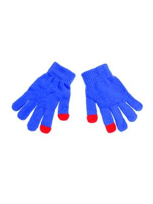 Рукавички сині | 5326532