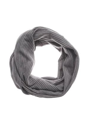Шарф-снуд серый   5326560