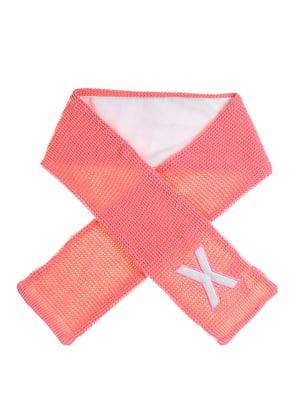 Шарф рожевий | 5326635