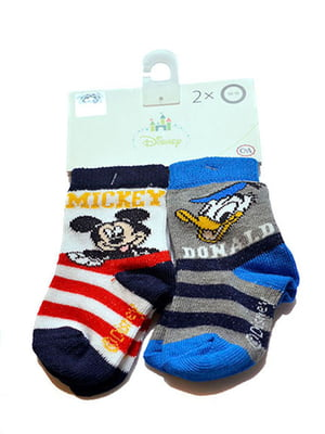 Набор носков (2 пары) | 5326747