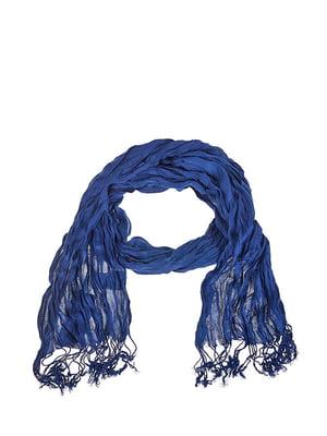 Шарф темно-синий   5326756