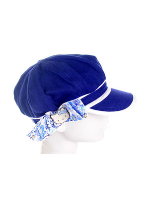 Бейсболка темно-синя | 5326827