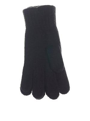 Перчатки черные | 5326440
