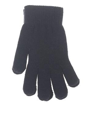 Перчатки черные | 5326442