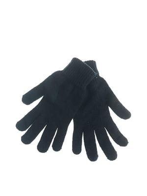 Перчатки черные | 5326443