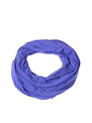 Шарф фіолетовий | 5326738