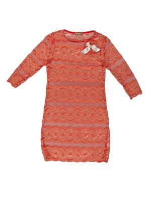 Блуза коралова | 5323211