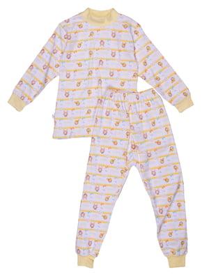 Піжама: лонгслів і штани | 5323096