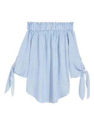 Блуза в полоску   5326949