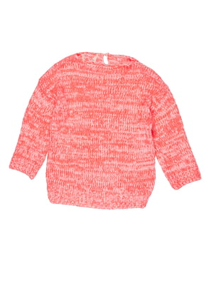 Джемпер біло-рожевий   5309058