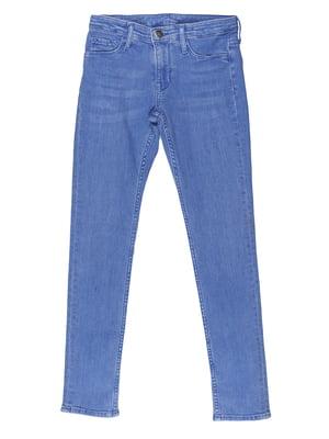 Джинсы голубые | 5326958