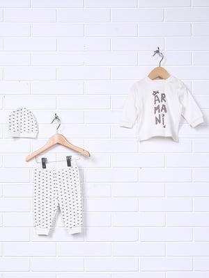 Комплект: кофта, штани та шапка | 5054554